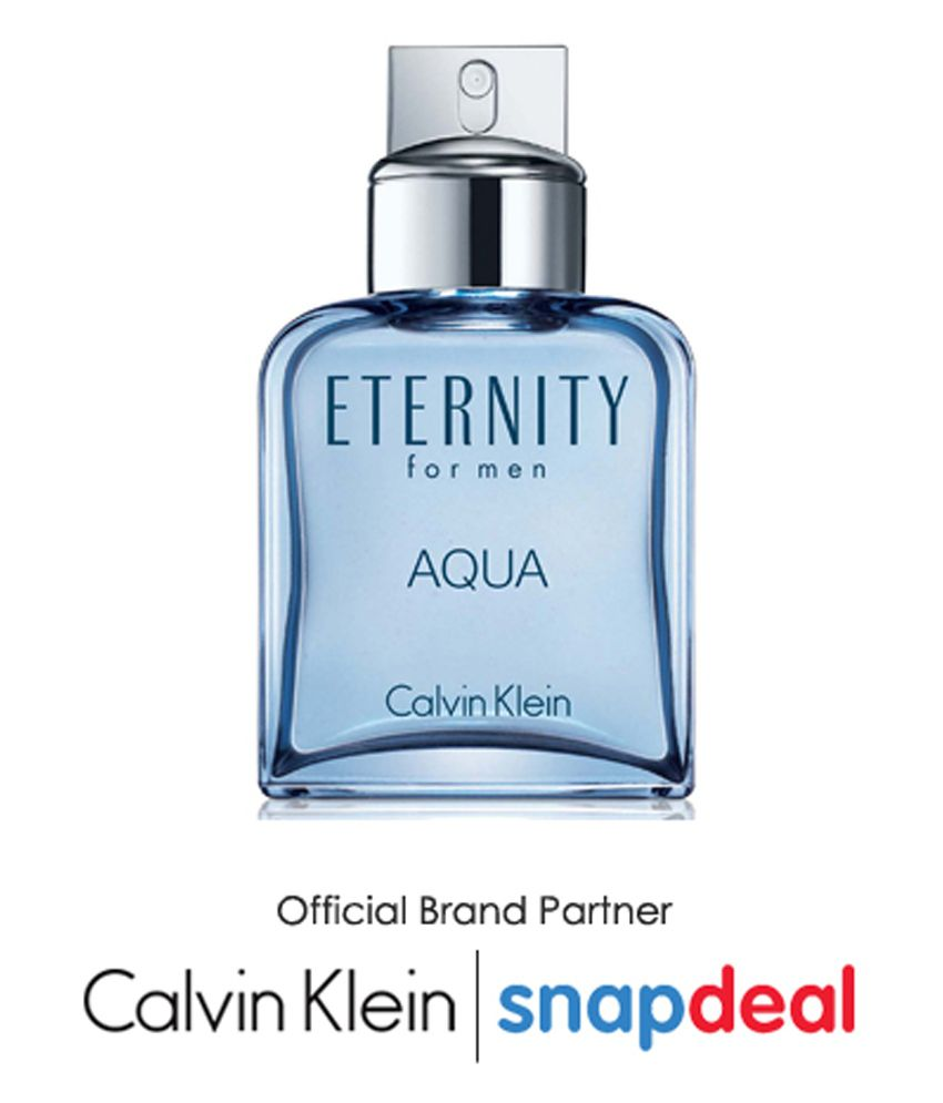 Ck Eternity Aqua Men 100Ml EDT