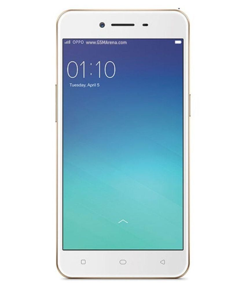 OPPO A37 (16GB, Gold) By Snapdeal @ Rs.10,990