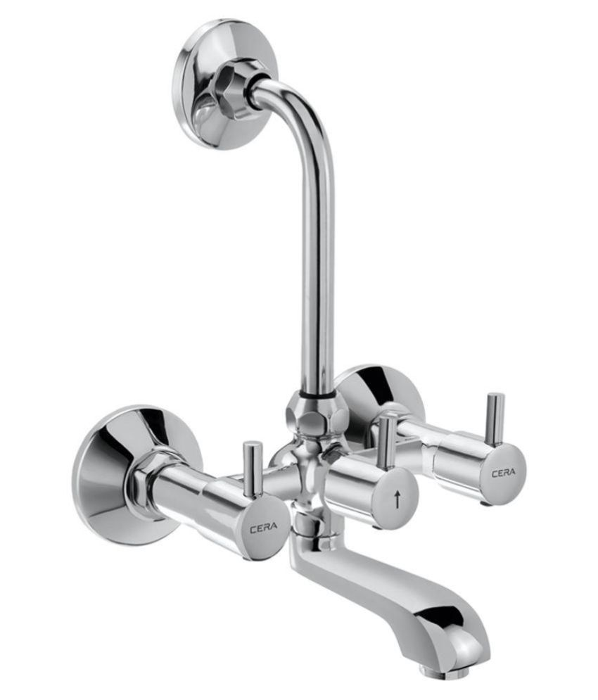 Buy Cera Wall Mixer 2 in 1 Wall Mixer CL-212 Online at Low Price in ...
