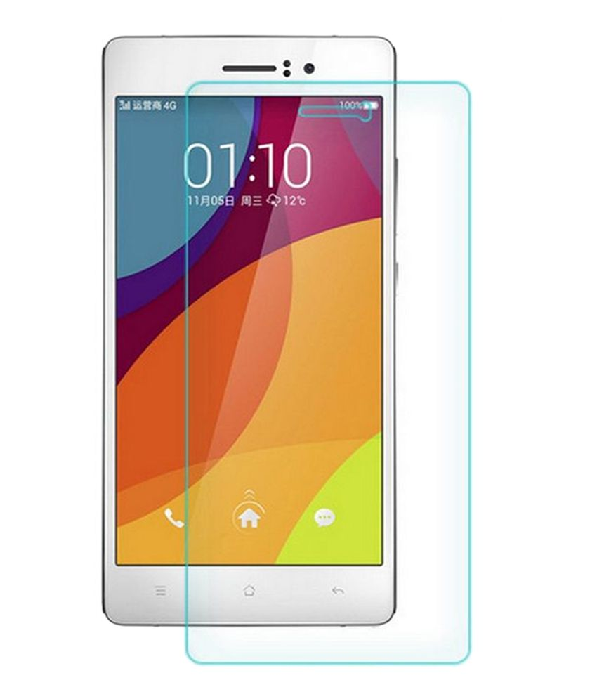 Nillkin Tempered Glass Screen Guard for Oppo R5