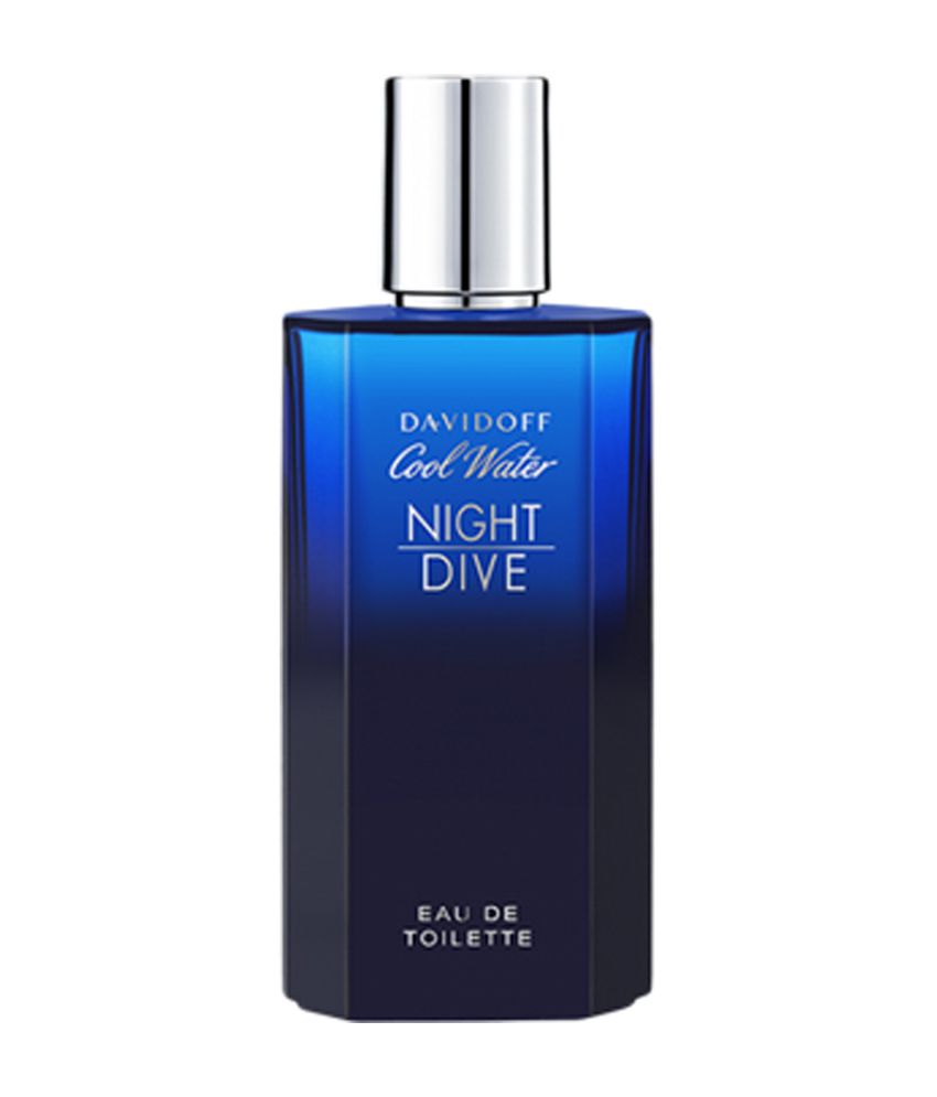 Davidoff cool water night dive edt 75 ml buy online at - Davidoff night dive ...