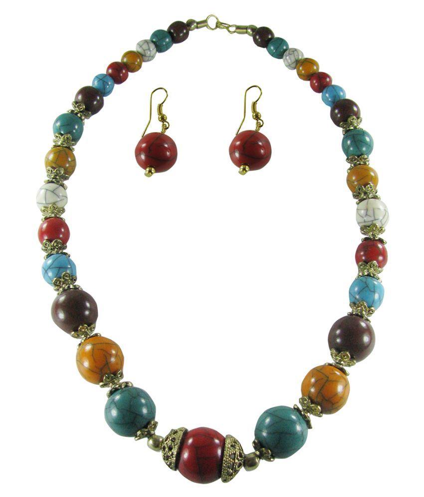 Collana Multicolor Necklace Set