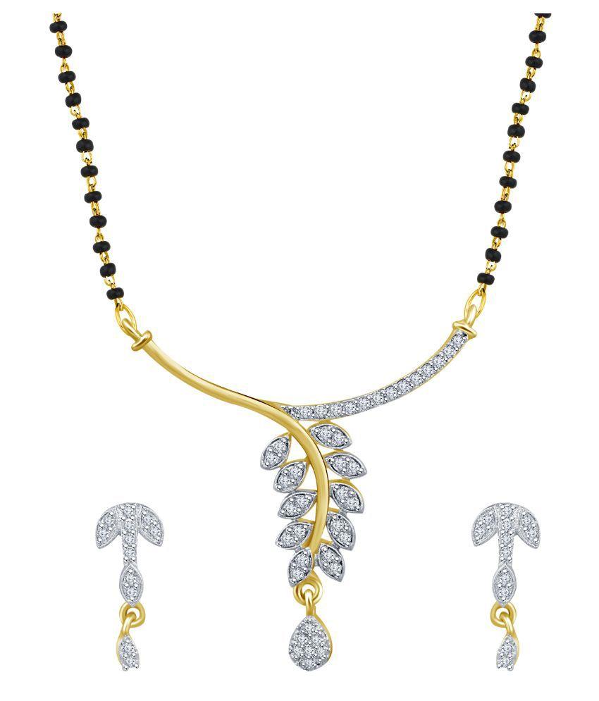 Inaya Gold Mangalsutra Set