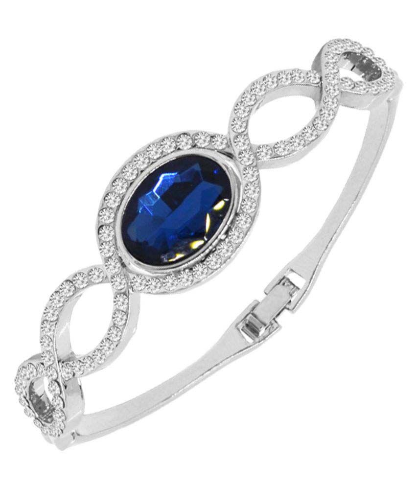 Kyra Silver Bracelet