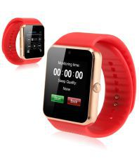 Life Like Red Bluetooth 4.0 Smart Watch