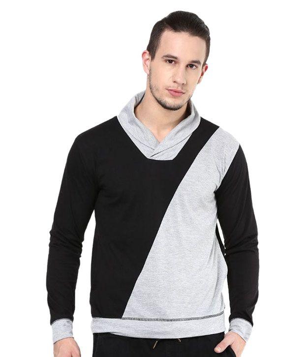 Hypernation Multi V-Neck T Shirt