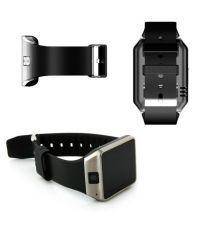 Life Like DZ09  Bluetooth Smart Watch - Silver
