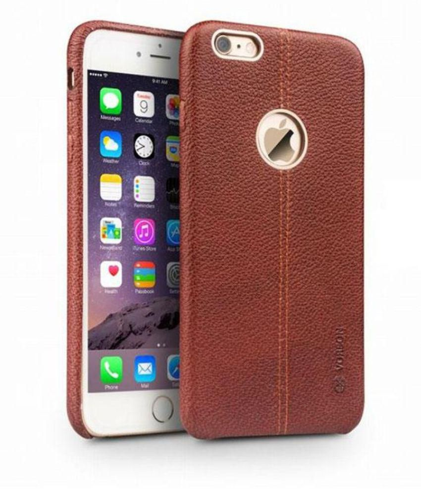 covers for iphone 6 apple iphone 6 cover by ikazen brown plain back covers 13899
