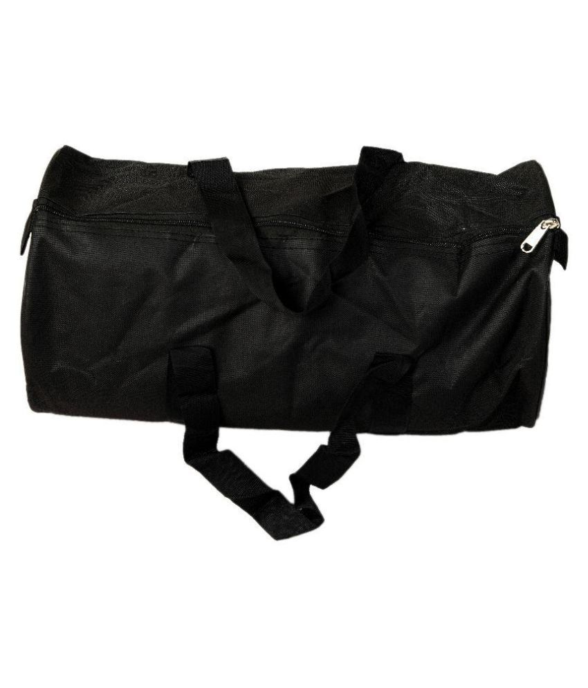 Furhome Black Gym Bag