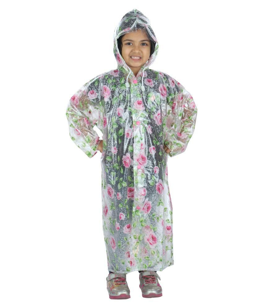 Highlands Multicolor Polyester Rainwear