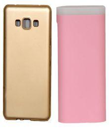 Gatasmay Pink 5vpbl 10000 MAh Power Bank With Flip Cover - 622461553115