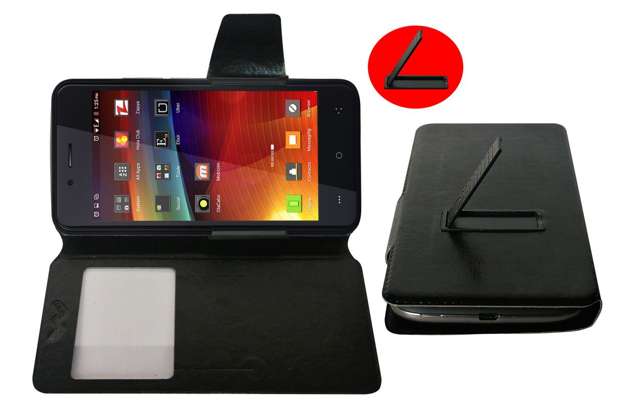 Lenovo Vibe P1 Turbo Flip Cover By Corcepts Black Covers Buy S1 Lite Case And Get