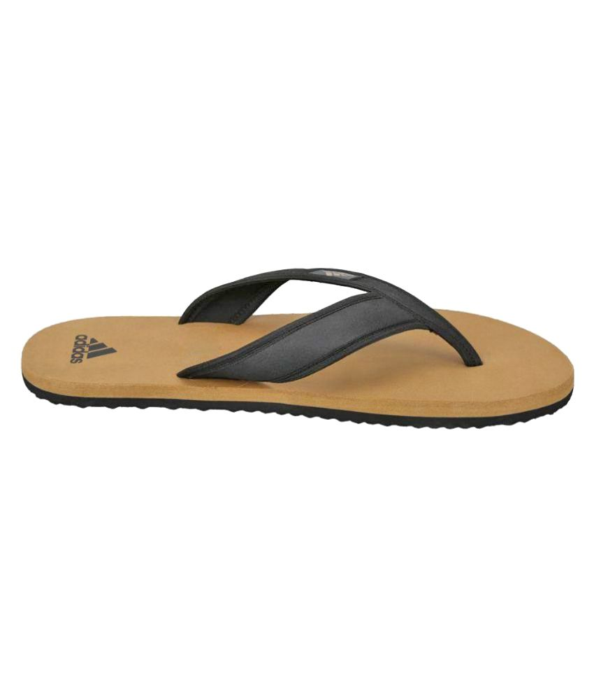 3c654c4211a Adidas Khaki Thong Flip Flop Price in India- Buy Adidas Khaki Thong ...