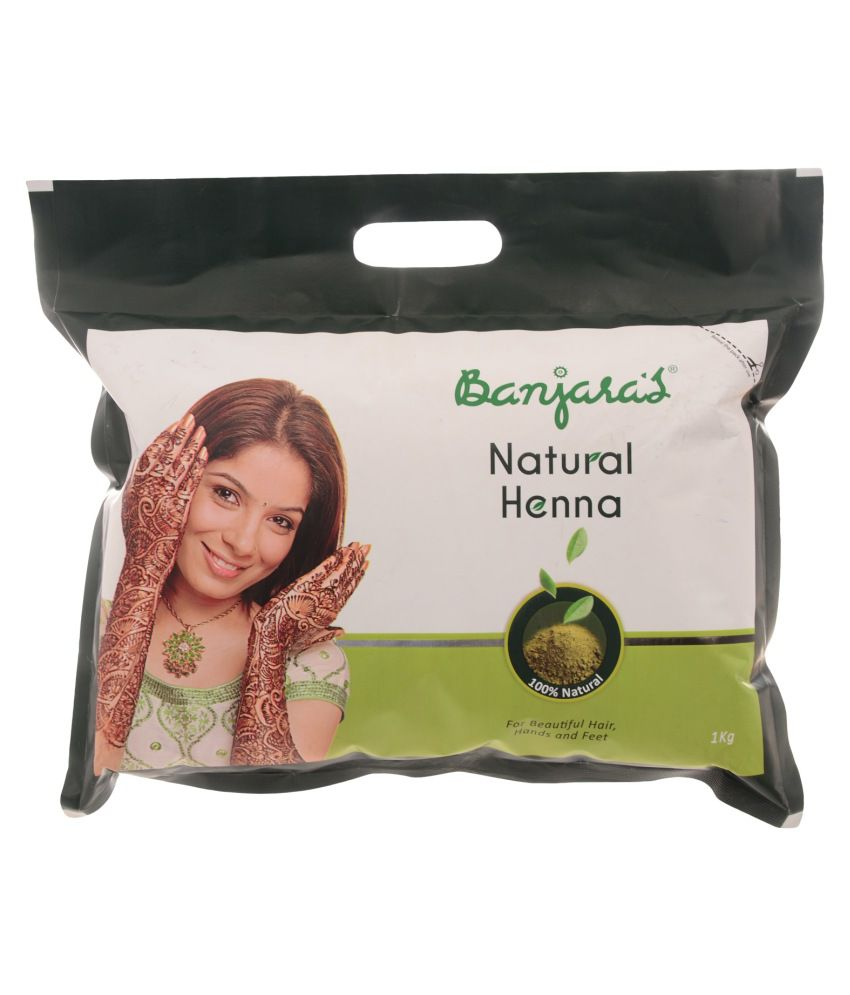 3cbfc1c1c Banjaras Natural Henna 1 kg: Buy Banjaras Natural Henna 1 kg at Best Prices  in India - Snapdeal