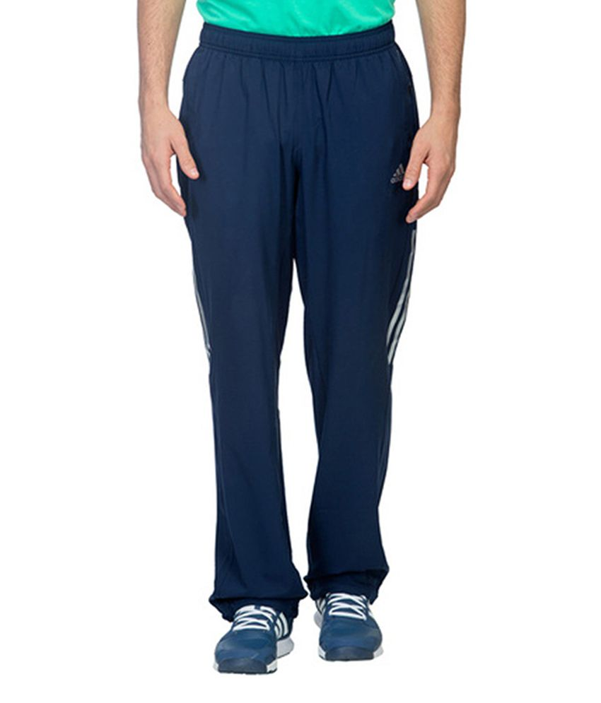 Adidas Blue Men's Training Cool 365 Woven Pants
