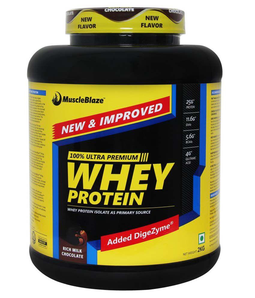 Whay powder