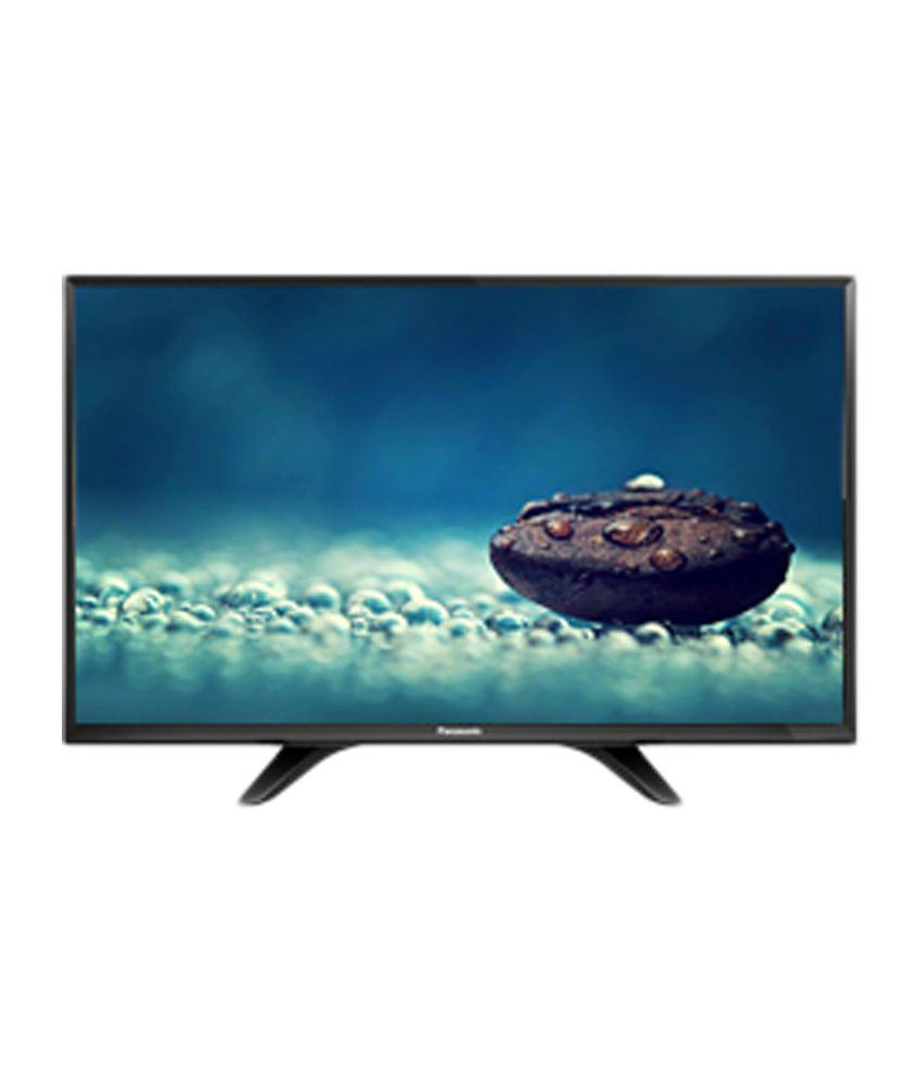 buy panasonic th 40d400d 100 cm 40 full hd fhd led television online at best price in. Black Bedroom Furniture Sets. Home Design Ideas