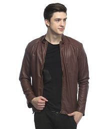 Leather Mens Jackets Buy Leather Mens Jackets Online At Low Prices