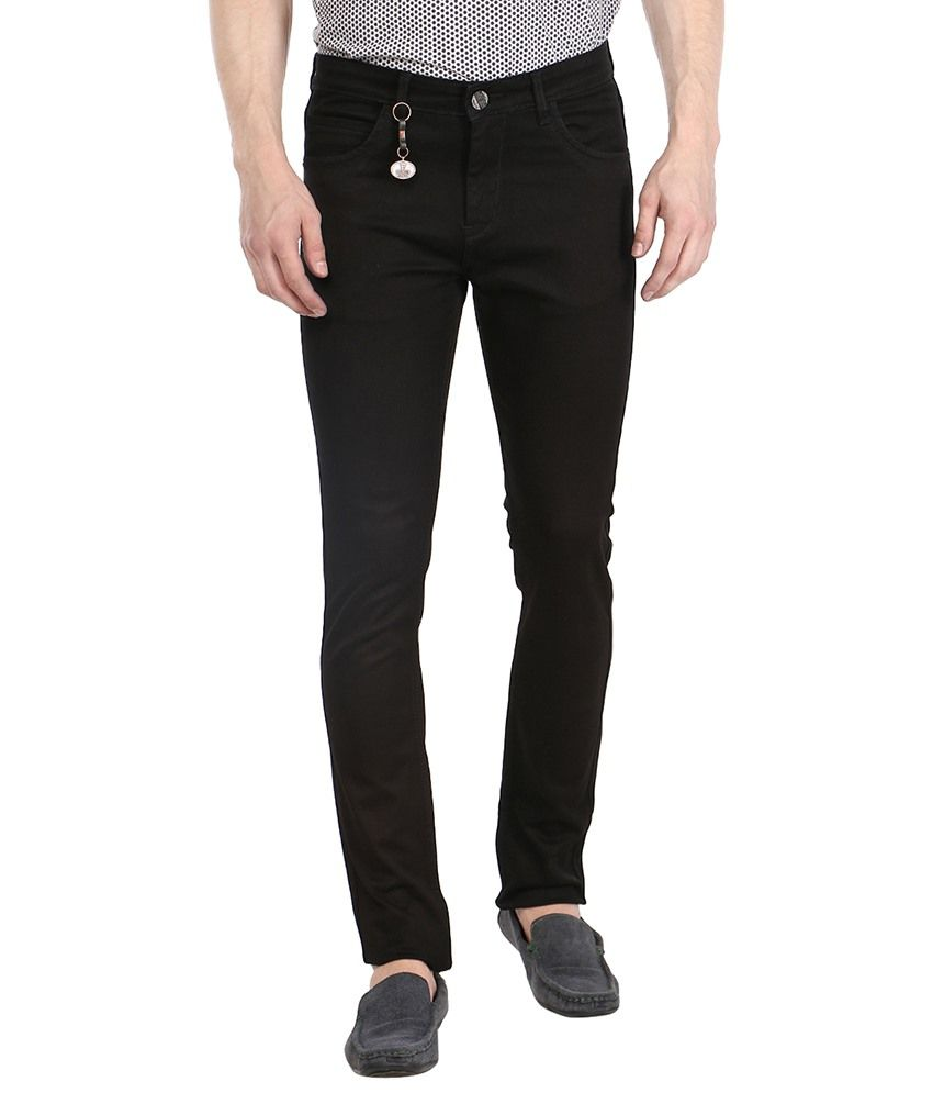 Fever Black Slim Solid
