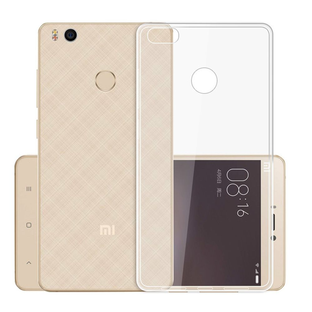 quality design 4edbe 35434 Xiaomi Mi 4s Cover by Sbgalaxy - Transparent