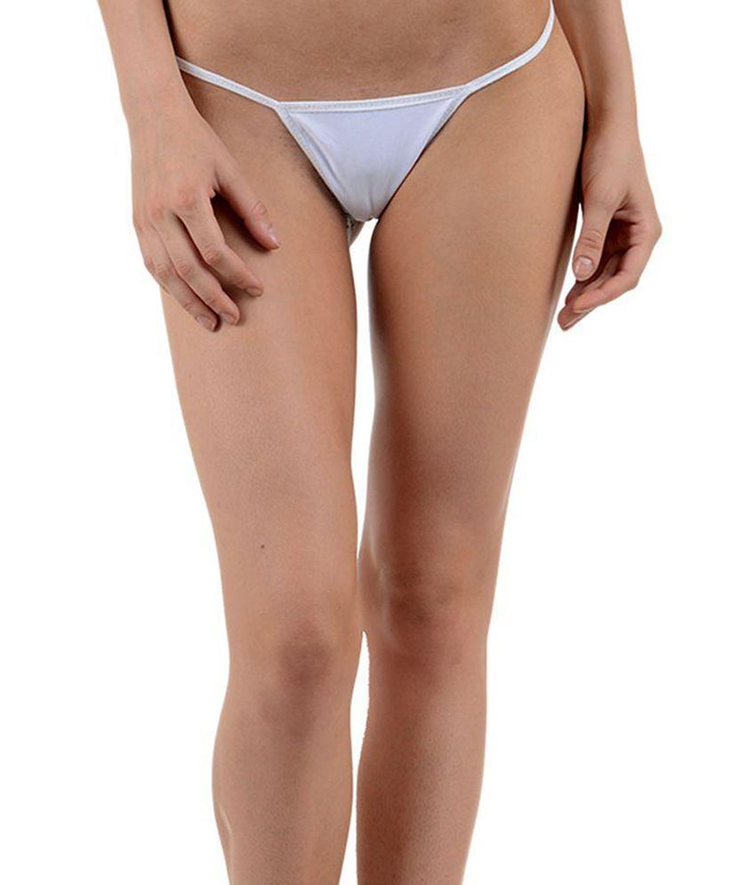 e08f81d17 Buy Timi White Cotton Panties Online at Best Prices in India - Snapdeal