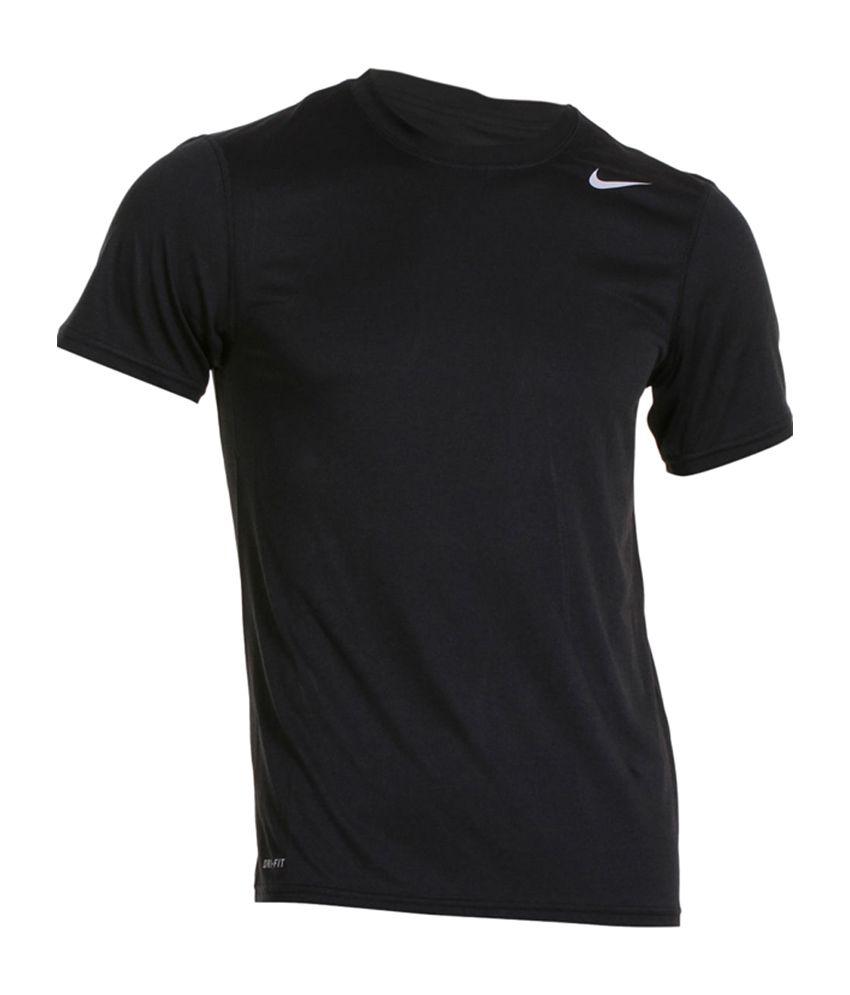 Nike Black Legend Training T-Shirt for Men