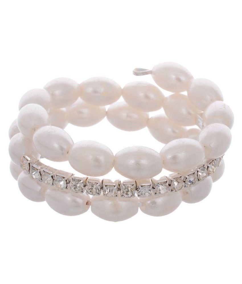 Fashblush White Bracelet