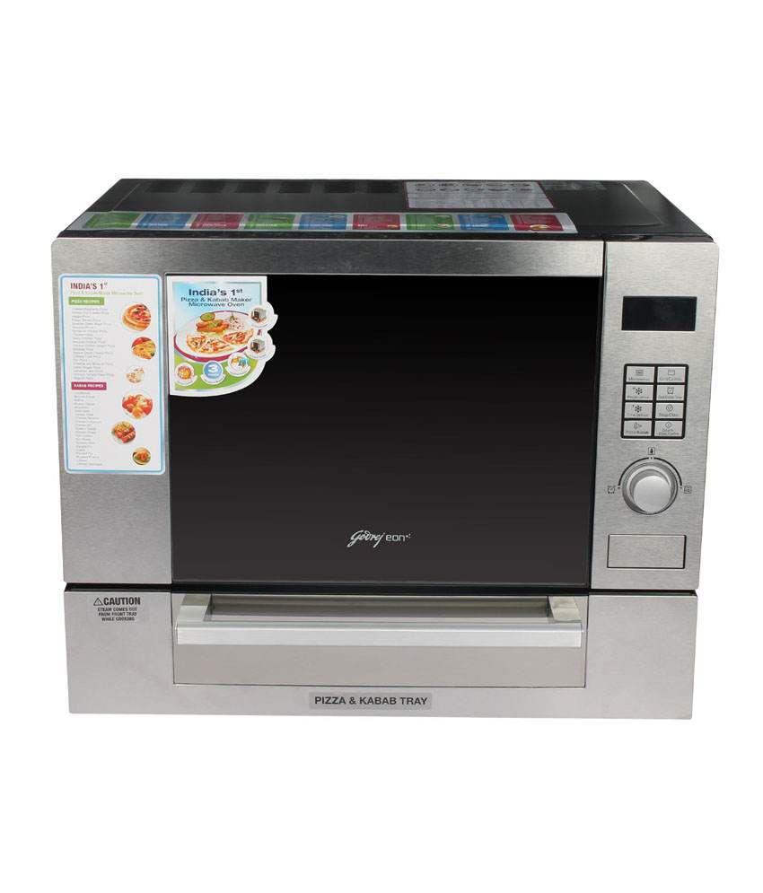 Godrej 25-Ltr  GME 25GP1MKM Pizza and Kebab Maker Grill Microwave Oven