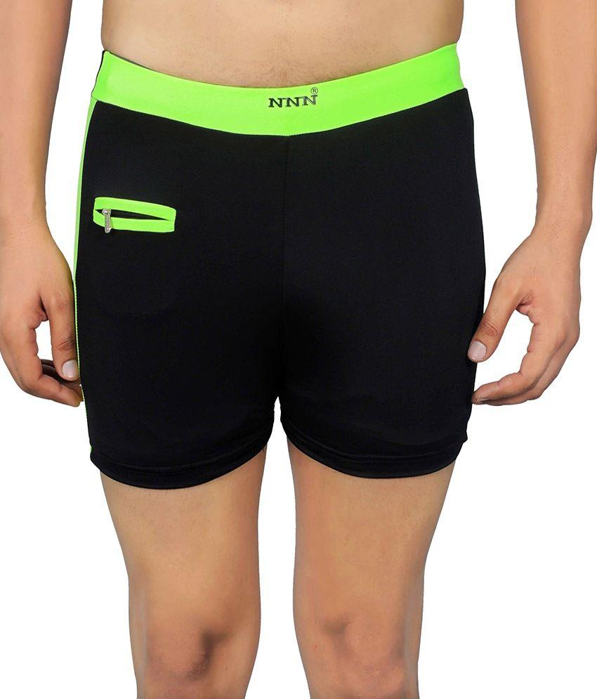 NNN Black Short