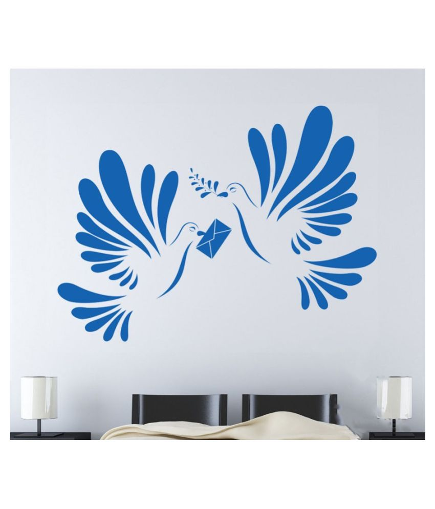 Blue Love Birds Price
