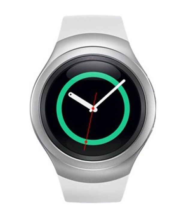 Samsung Gear S2 Silver Smartwatch Snapdeal Rs. 19500.00