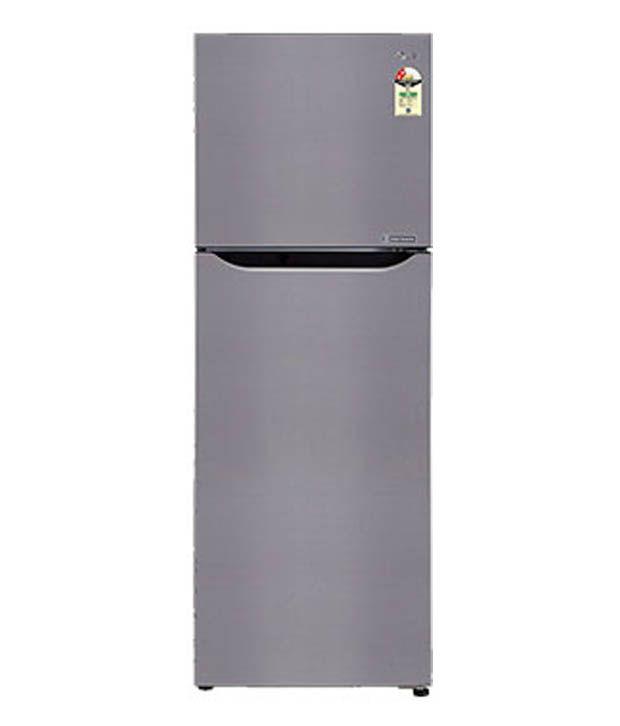 LG 255 LTR 2 Star GL-Q282SGSR Frost Free  Refrigerator - Graphite Steel