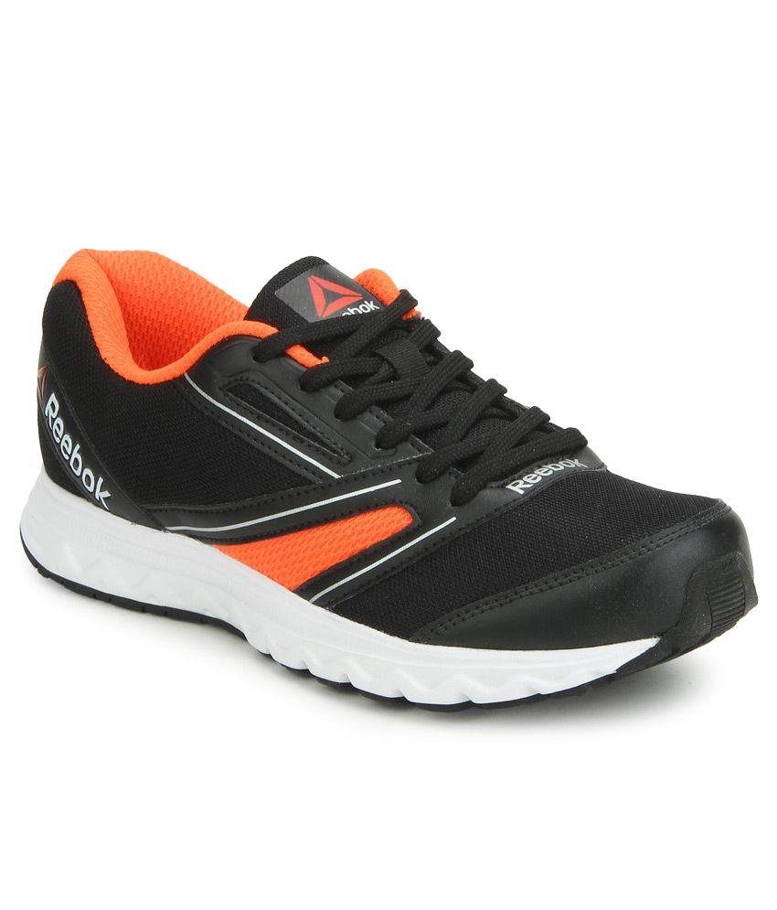 dd328a6bd1f1 Reebok Explore Run Black Running Sports Shoes - Buy Reebok Explore ...
