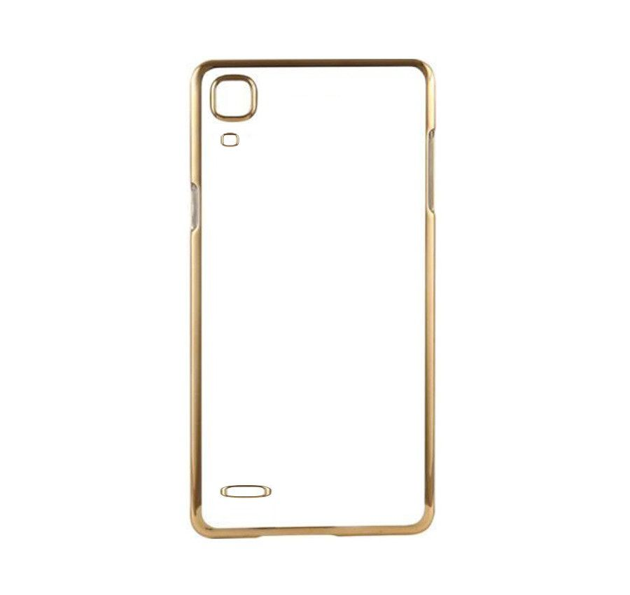 san francisco 94dff 6cbd7 Vivo Y31 Cover by Racip - Golden - Plain Back Covers Online at Low ...