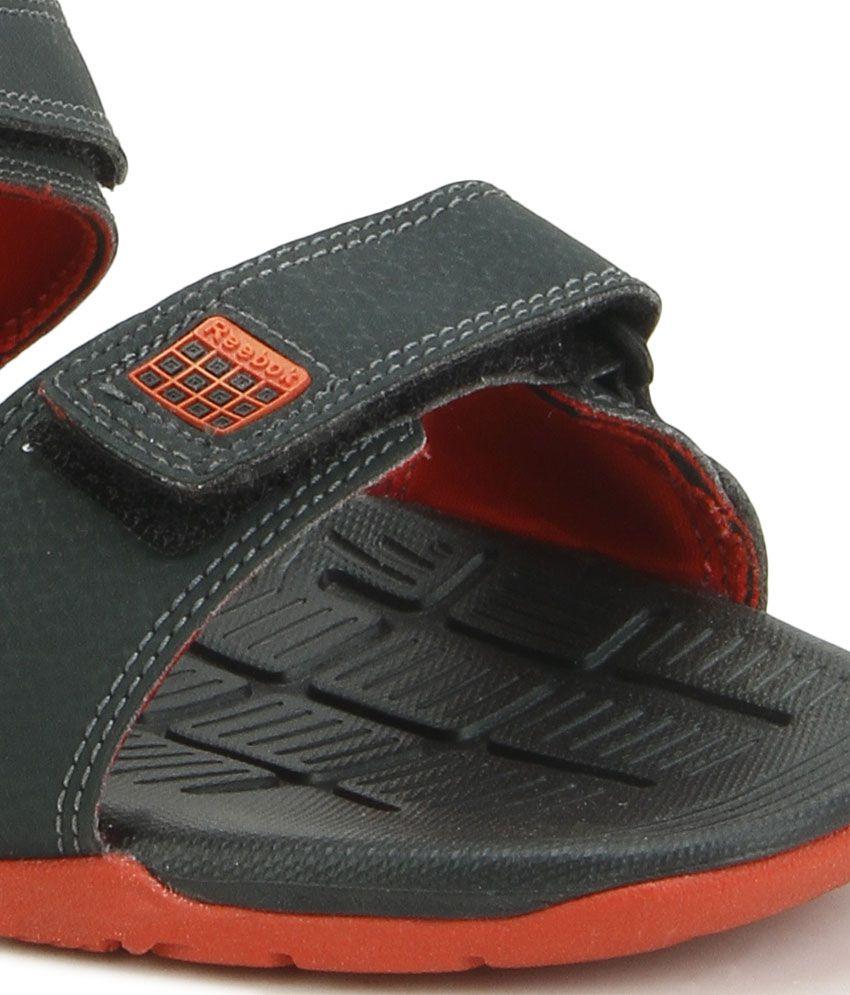 1993cb512a3b76 Reebok Adventure Z Supreme Gray Floater Sandals - Buy Reebok ...