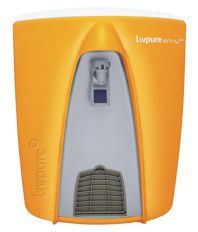 Livpure Envy Neo 8 L RO + UV Water Purifier (Neon Orange)