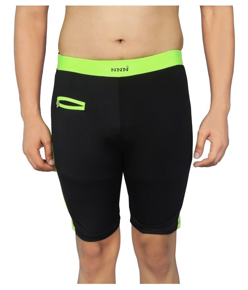 NNN Black Lycra Swimming Trunk/ Swimming Costume