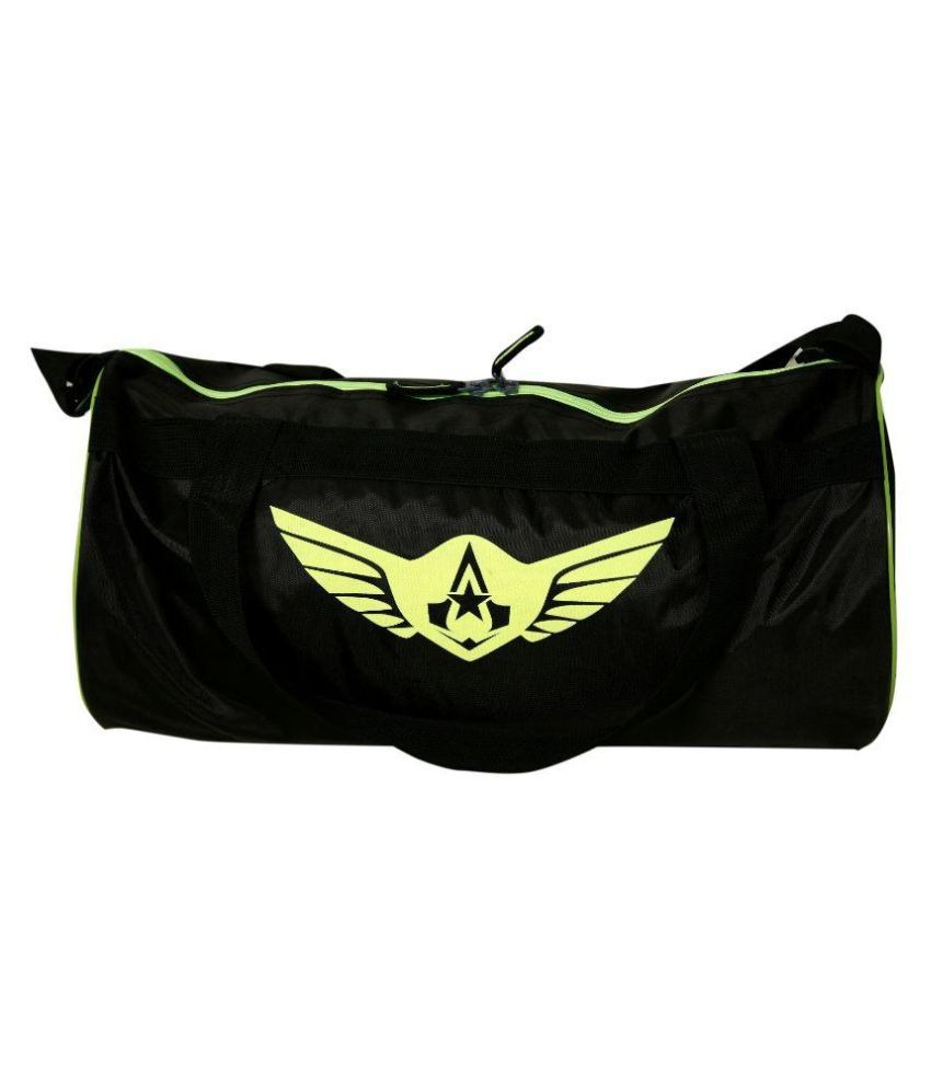 Auxter Black Gym Bag