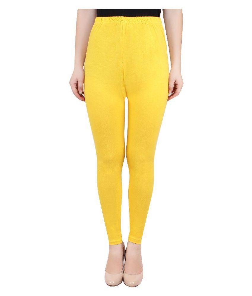 Tanay Cotton Lycra Single Leggings