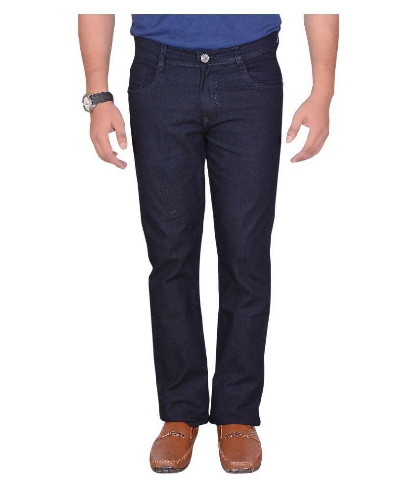 Montare Club Black Relaxed Washed