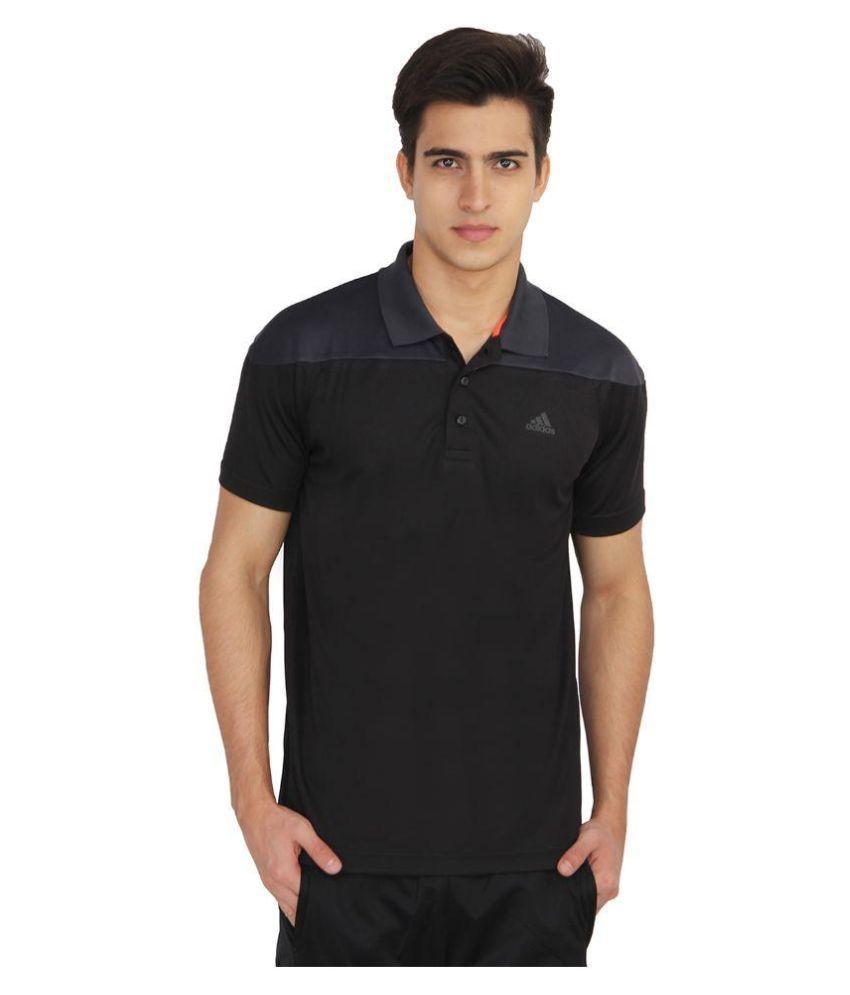 Adidas Black Regular Fit