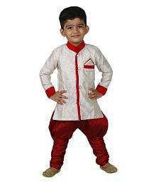 Get Boys Ethnic Wear Upto 80% Off Starts at Rs. 209 + Extra 10-20% Off discount offer  image 2
