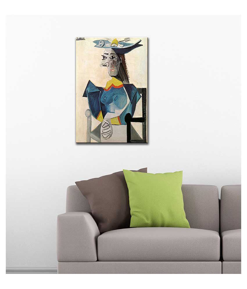 Tallenge Masters Art Canvas Art Prints With Frame Single Piece