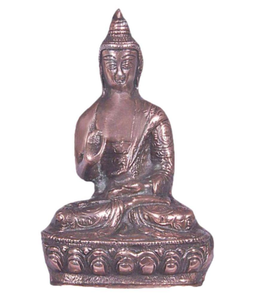 JY Buddha Aluminium Idol