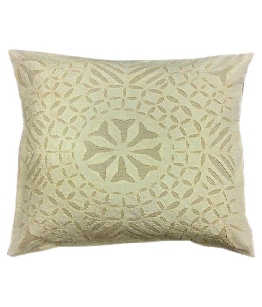 Tiskal Single Cotton Cushion Covers