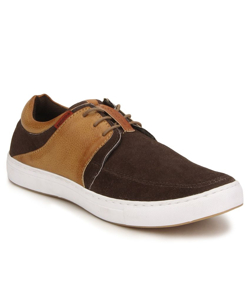 PV8131 Brown Sneaker Casual Shoes