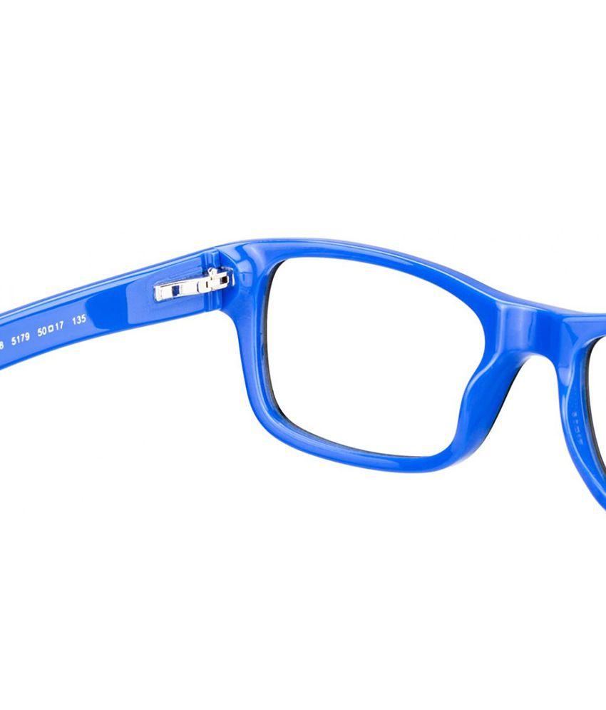 6809db4c6 RAY-BAN RX-5268-5179-50 Men Rectangle Eyeglasses - Buy RAY-BAN RX ...