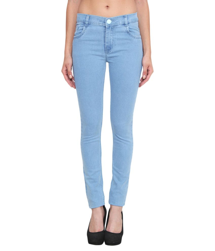 Speaking of savings, you'll almost never pay full price with Delia's--and their denim is pretty affordable to begin with. When it comes to super-trendy styles, like bright color jeans, $ is.