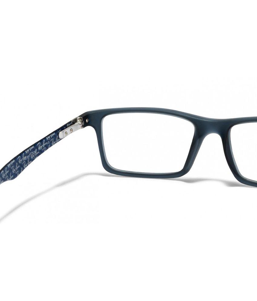 95eeaa3ea5a7 RAY-BAN RX-8901-5262 Size :55 Men Rectangle Eyeglasses - Buy RAY-BAN ...