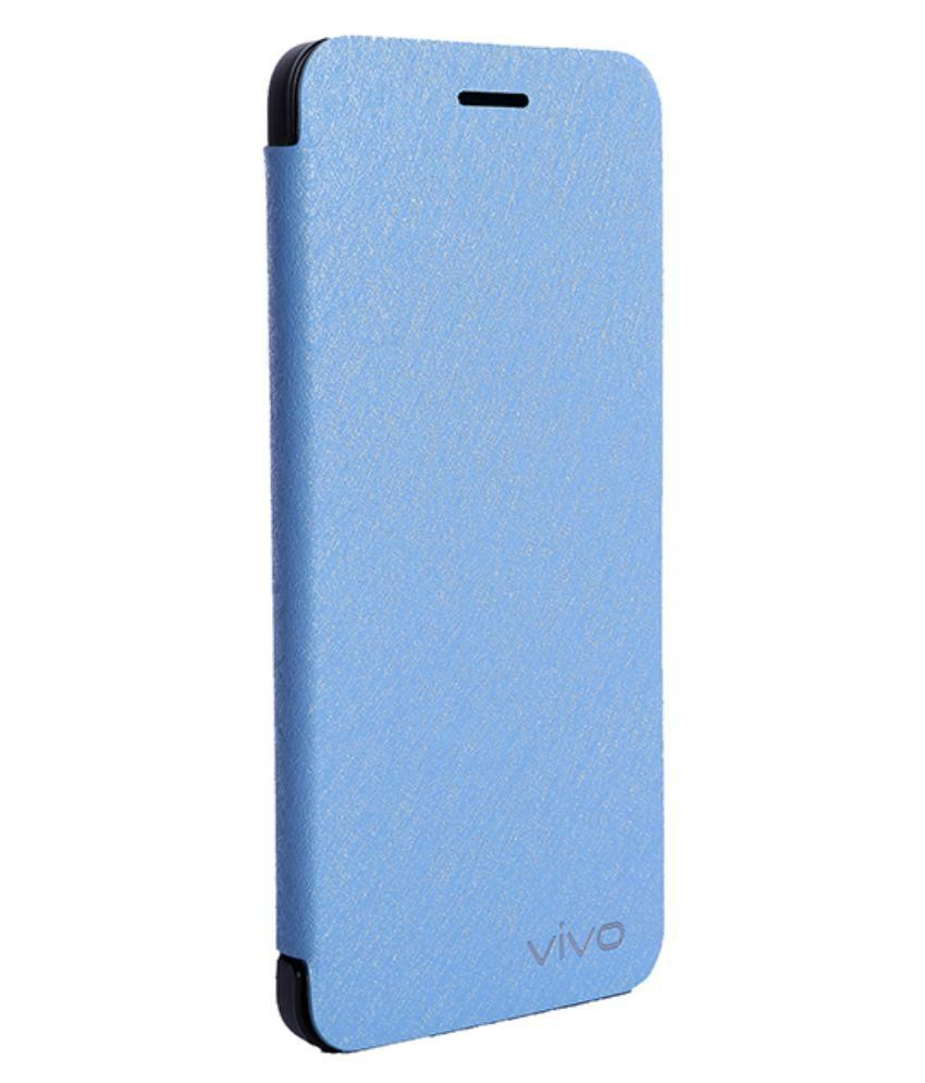 brand new 36390 2f191 Vivo Y31 L Flip Cover by Vivo - Blue